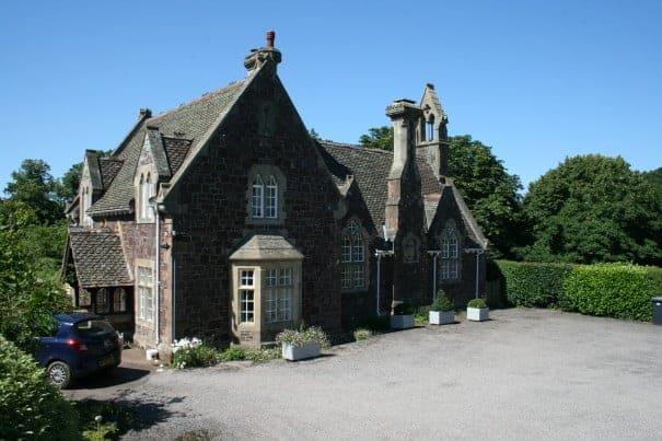 Peregrine House - St Audries Park